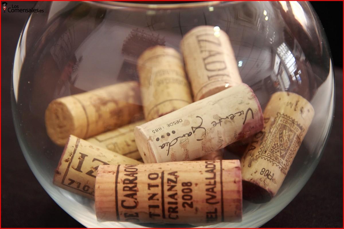 Siete razones para comprar vinos con tapón de corcho