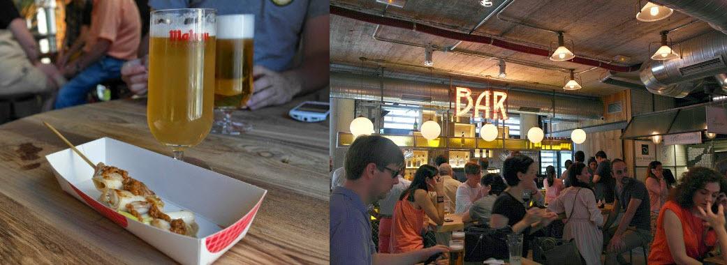 Sobre mercados, street food y otros fantasmas gastronómicos