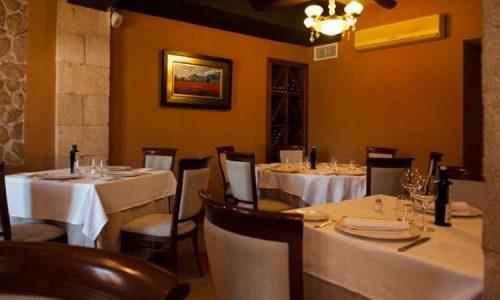 Natxo Selles, espectacular menu Laurel