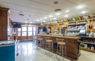 Arco de San Juan restaurante