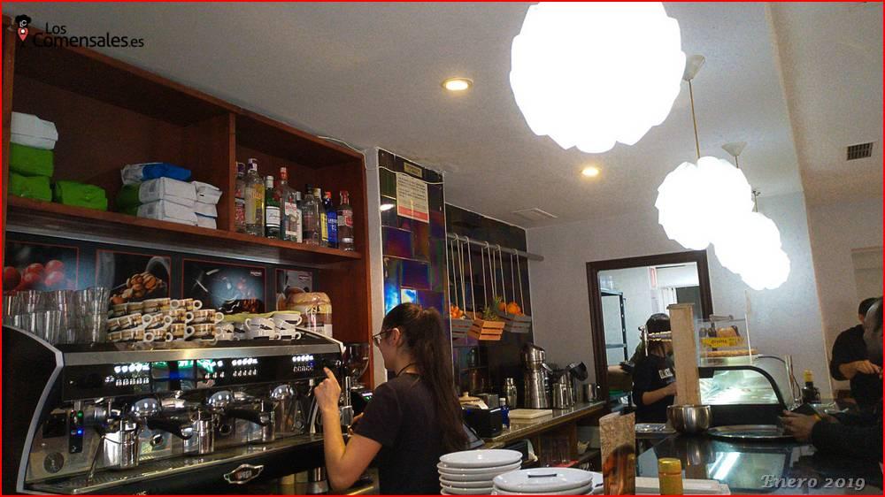 Café Tallínn Alicante
