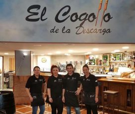 Restaurante el cogollo de la descarga